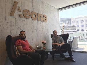 Wattly Sydney team in Aeona Building