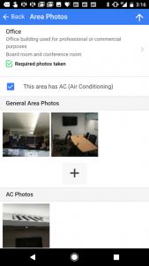 Area photos | Office building | Energy Efficiency | Wattly