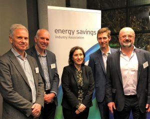 Energy Savings Industry Association – Launch & Rebranding – 3 July 2018