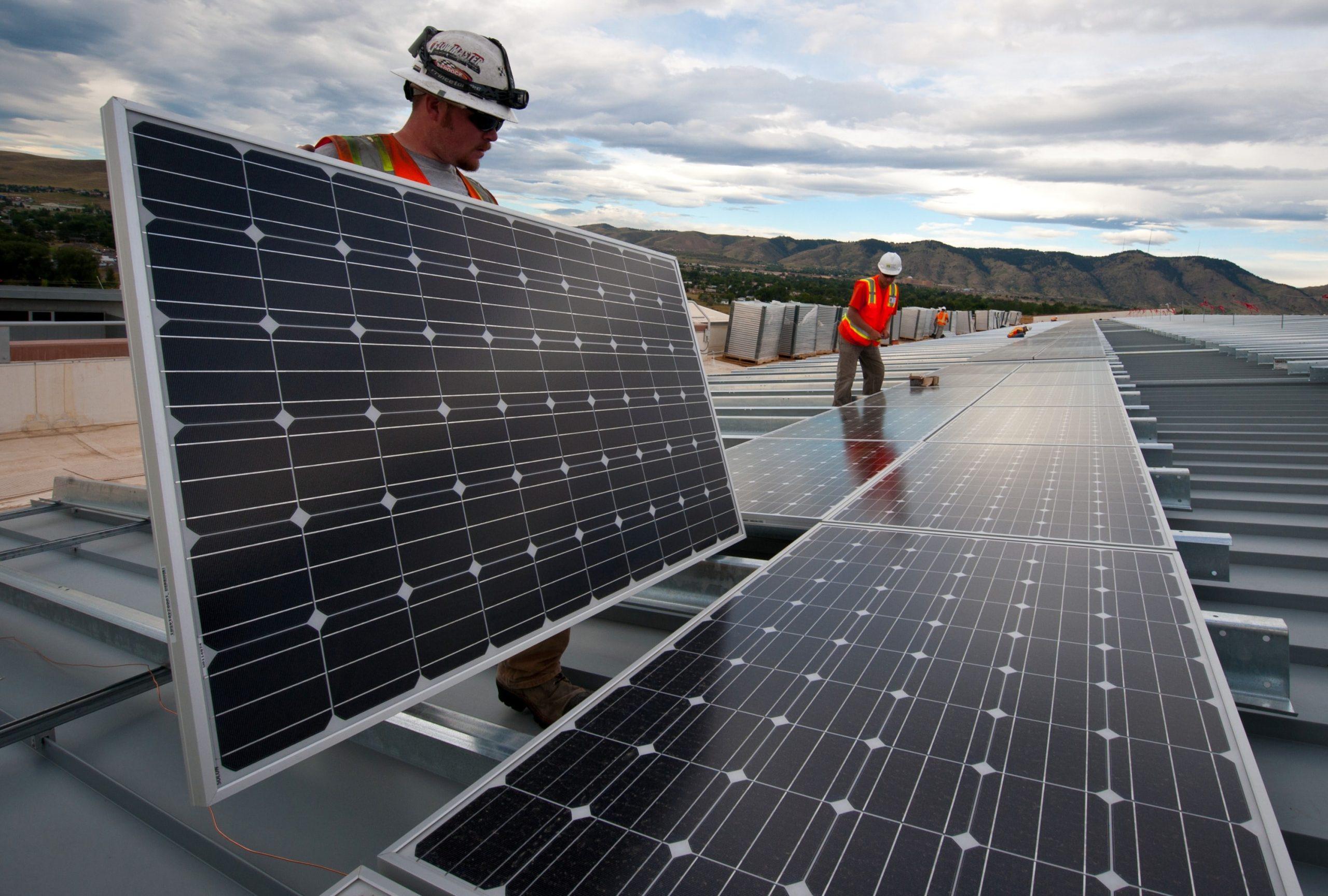 Solar PV Upgrades | Solar panel on roof | Wattly Pty Ltd